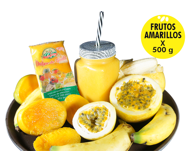 Frutos amarillos
