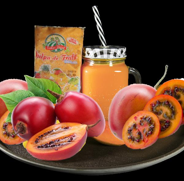 Pulpa de Tomate de arbol